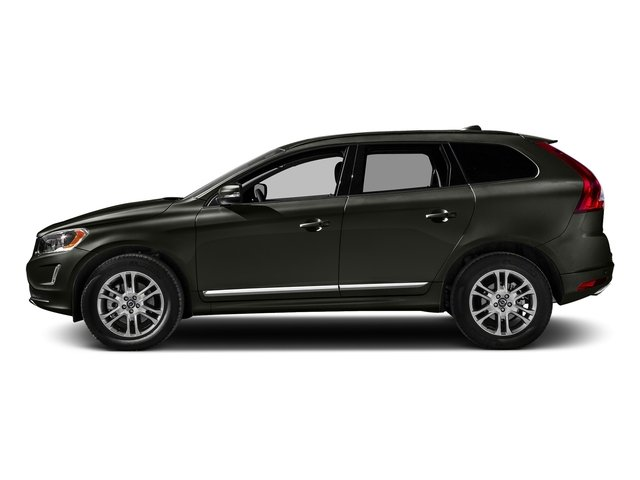 Savile Gray Metallic 2016 Volvo XC60 Pictures XC60 Util 4D T6 Drive-E 2WD I4 Turbo photos side view