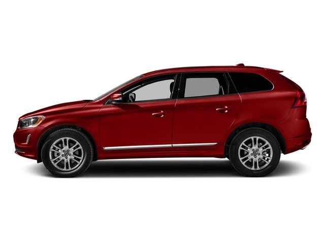 Flamenco Red Metallic 2016 Volvo XC60 Pictures XC60 Util 4D T6 Drive-E 2WD I4 Turbo photos side view