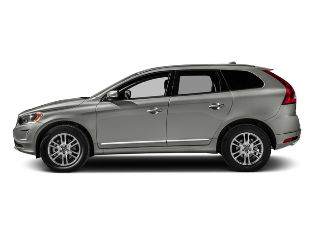 Bright Silver Metallic 2016 Volvo XC60 Pictures XC60 Util 4D T6 Drive-E 2WD I4 Turbo photos side view