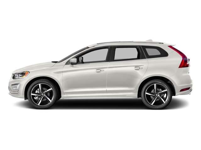 Crystal White Pearl 2016 Volvo XC60 Pictures XC60 Util 4D T6 R-Design AWD I6 Turbo photos side view