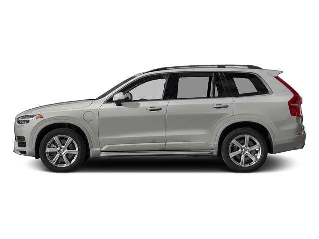 Bright Silver Metallic 2016 Volvo XC90 Hybrid Pictures XC90 Hybrid Utility 4D T8 Inscription AWD Hybrid photos side view