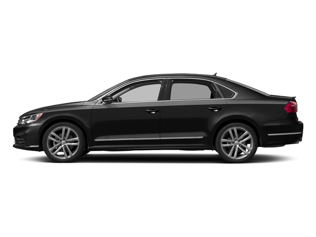 Black Uni 2016 Volkswagen Passat Pictures Passat Sedan 4D R-Line I4 Turbo photos side view