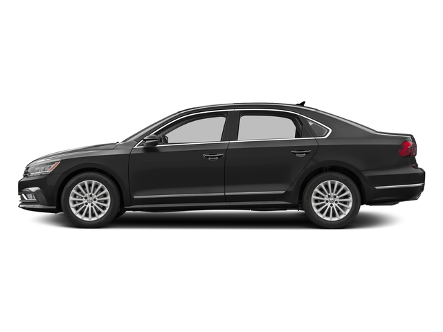 Black Uni 2016 Volkswagen Passat Pictures Passat Sedan 4D SEL Premium I4 Turbo photos side view