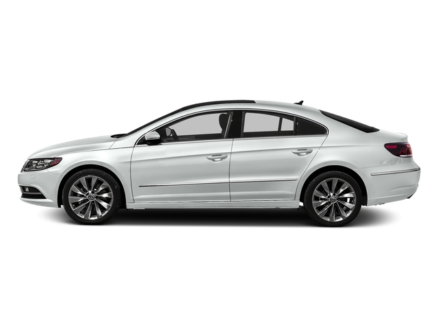 Pure White 2016 Volkswagen CC Pictures CC Sedan 4D Trend I4 Turbo photos side view