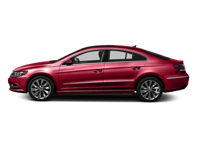 Fortana Red 2016 Volkswagen CC Pictures CC Sedan 4D Trend I4 Turbo photos side view