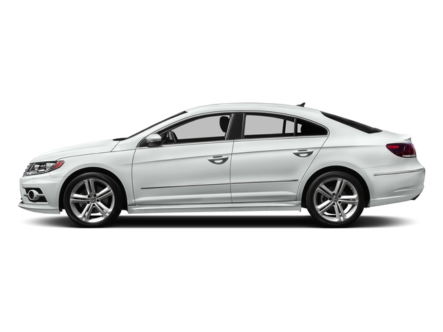 Pure White 2016 Volkswagen CC Pictures CC Sedan 4D R-Line Executive I4 Turbo photos side view