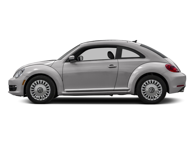 Reflex Silver Metallic 2016 Volkswagen Beetle Coupe Pictures Beetle Coupe 2D SE I4 Turbo photos side view