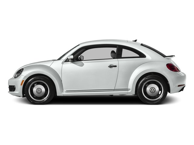 Pure White 2016 Volkswagen Beetle Coupe Pictures Beetle Coupe 2D Classic I4 Turbo photos side view