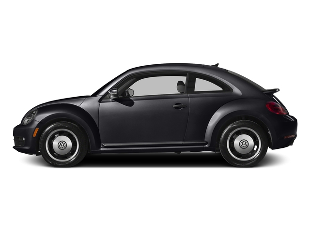 Deep Black Pearl 2016 Volkswagen Beetle Coupe Pictures Beetle Coupe 2D Classic I4 Turbo photos side view