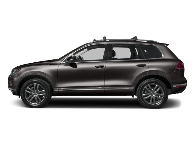 Black Oak Brown Metallic 2016 Volkswagen Touareg Pictures Touareg Utility 4D Executive AWD V6 photos side view