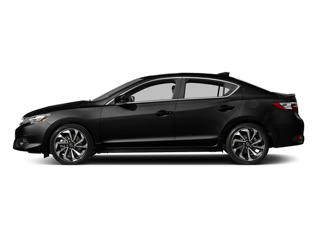 Crystal Black Pearl 2017 Acura ILX Pictures ILX Sedan w/Premium/A-SPEC Pkg photos side view