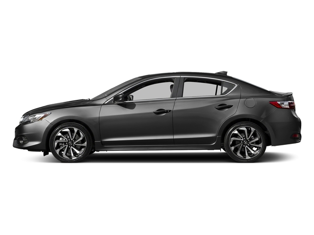 Modern Steel Metallic 2017 Acura ILX Pictures ILX Sedan w/Premium/A-SPEC Pkg photos side view