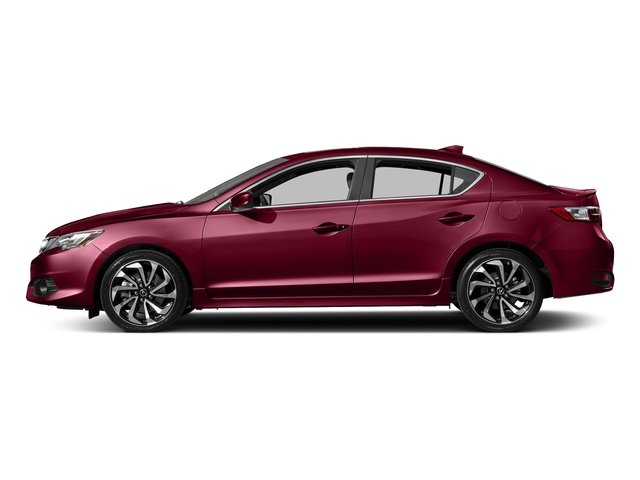 San Marino Red 2017 Acura ILX Pictures ILX Sedan w/Premium/A-SPEC Pkg photos side view