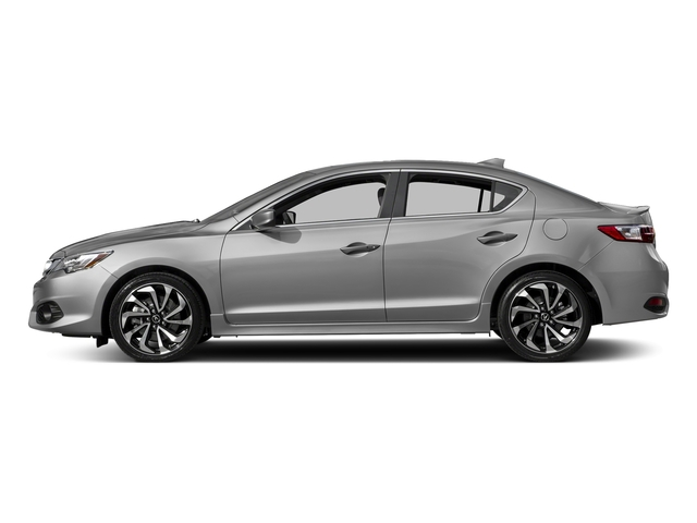 Lunar Silver Metallic 2017 Acura ILX Pictures ILX Sedan w/Premium/A-SPEC Pkg photos side view