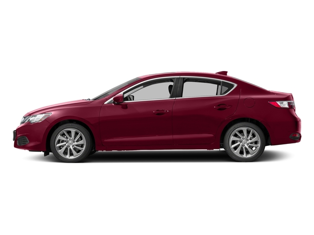 San Marino Red 2017 Acura ILX Pictures ILX Sedan 4D Technology Plus I4 photos side view