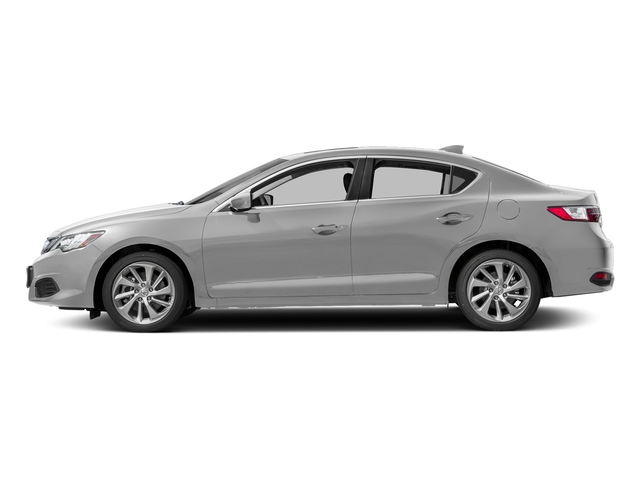 Lunar Silver Metallic 2017 Acura ILX Pictures ILX Sedan 4D Technology Plus I4 photos side view