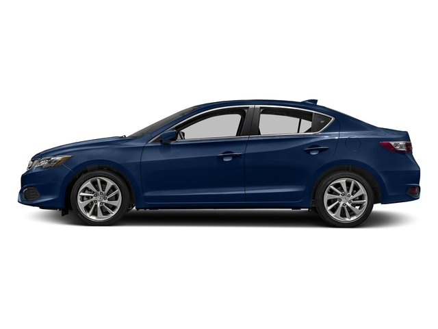 Catalina Blue Pearl 2017 Acura ILX Pictures ILX Sedan w/AcuraWatch Plus photos side view