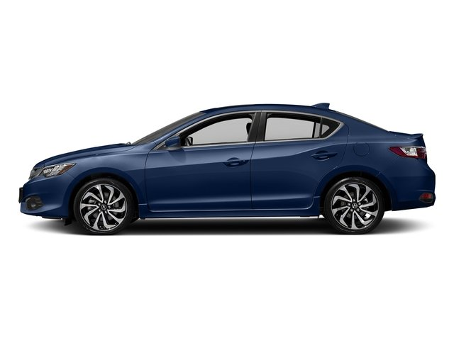 Catalina Blue Pearl 2017 Acura ILX Pictures ILX Sedan 4D Technology Plus A-SPEC I4 photos side view