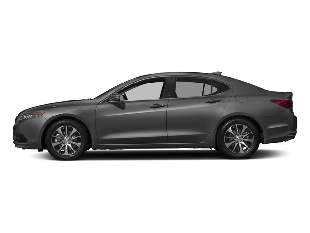 Modern Steel Metallic 2017 Acura TLX Pictures TLX FWD photos side view
