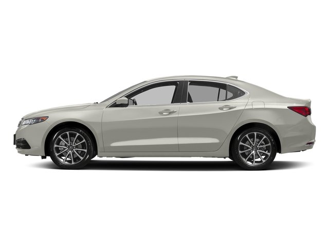 Bellanova White Pearl 2017 Acura TLX Pictures TLX Sedan 4D Technology AWD V6 photos side view