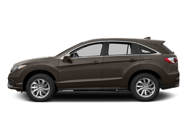Kona Coffee Metallic 2017 Acura RDX Pictures RDX AWD w/Technology Pkg photos side view