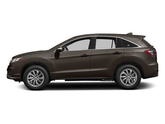 Kona Coffee Metallic 2017 Acura RDX Pictures RDX AWD photos side view