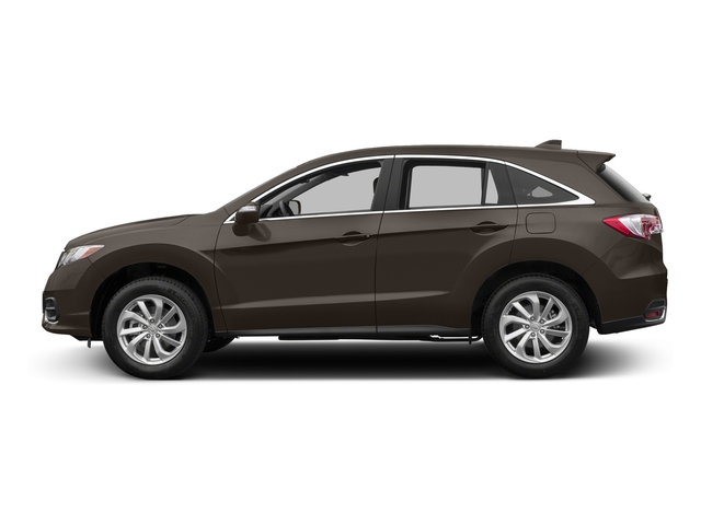 Kona Coffee Metallic 2017 Acura RDX Pictures RDX Utility 4D Technology 2WD V6 photos side view