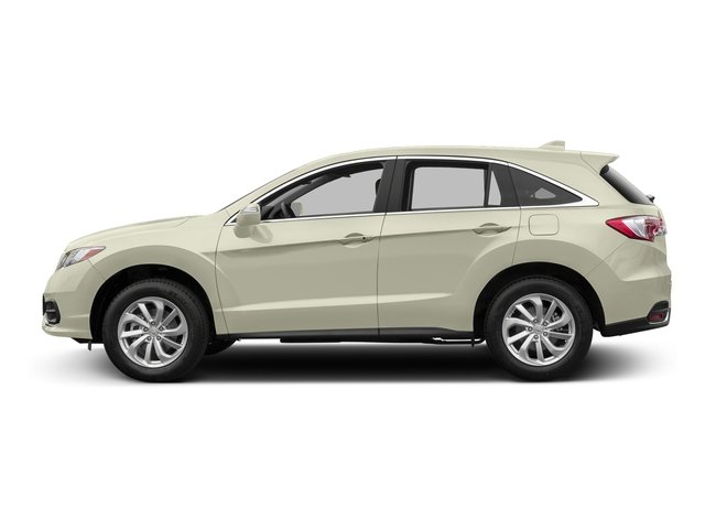 White Diamond Pearl 2017 Acura RDX Pictures RDX Utility 4D Technology 2WD V6 photos side view