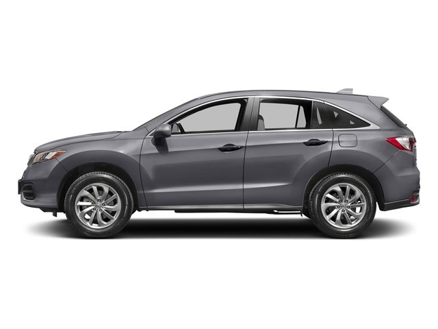 Lunar Silver Metallic 2017 Acura RDX Pictures RDX FWD photos side view