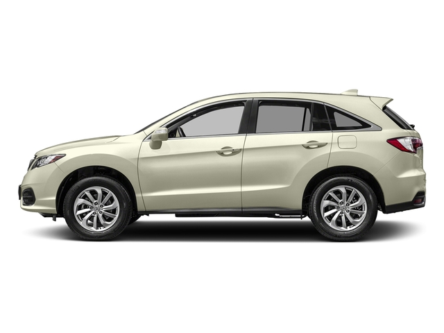 White Diamond Pearl 2017 Acura RDX Pictures RDX FWD w/Technology/AcuraWatch Plus Pkg photos side view