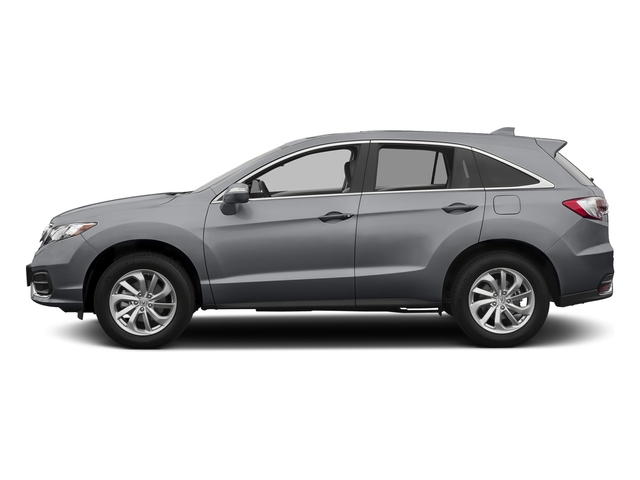 Lunar Silver Metallic 2017 Acura RDX Pictures RDX FWD w/AcuraWatch Plus photos side view