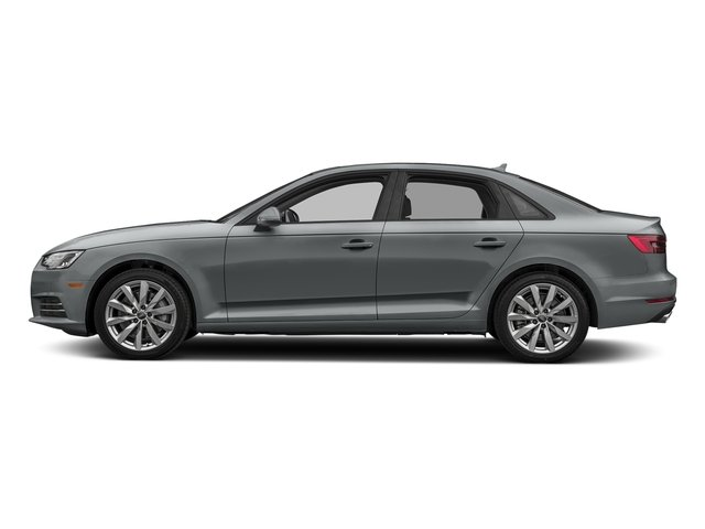 Monsoon Gray Metallic 2017 Audi A4 Pictures A4 Sedan 4D 2.0T Premium AWD photos side view