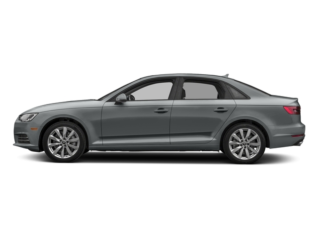 Monsoon Gray Metallic 2017 Audi A4 Pictures A4 2.0 TFSI Auto Season of Audi ultra Premium FWD photos side view