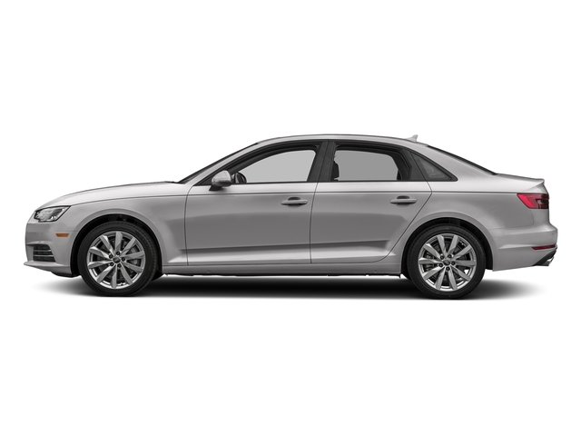 Florett Silver Metallic 2017 Audi A4 Pictures A4 2.0 TFSI Auto Season of Audi ultra Premium FWD photos side view