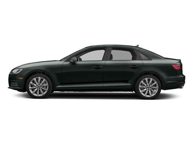 Gotland Green Metallic 2017 Audi A4 Pictures A4 2.0 TFSI Auto Season of Audi ultra Premium FWD photos side view
