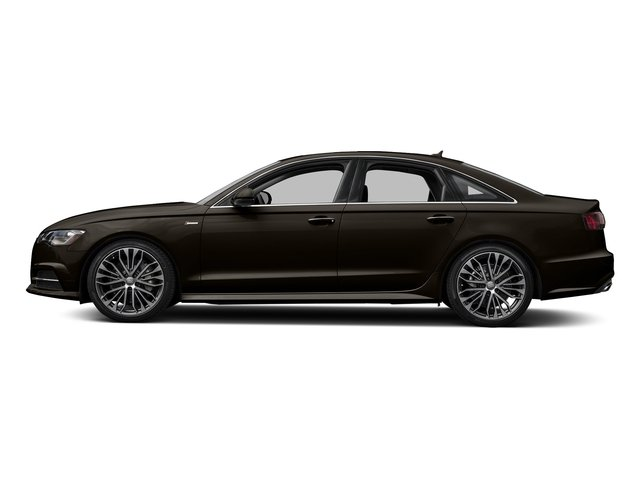 Java Brown Metallic 2017 Audi A6 Pictures A6 3.0 TFSI Premium Plus quattro AWD photos side view
