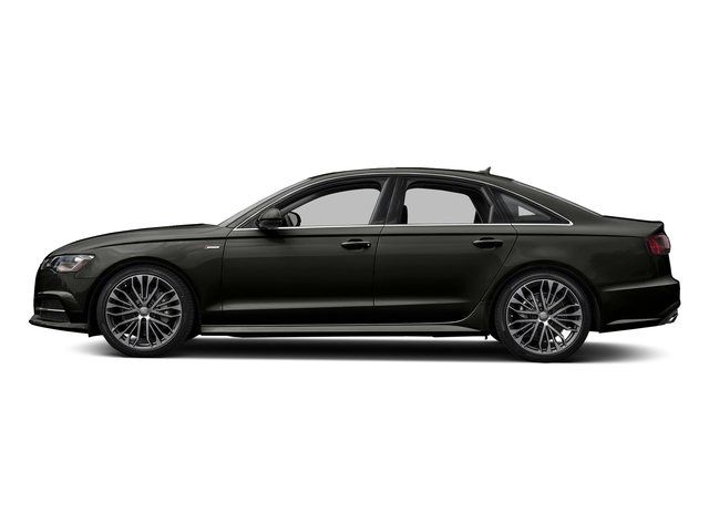 Havanna Black Metallic 2017 Audi A6 Pictures A6 3.0 TFSI Premium Plus quattro AWD photos side view