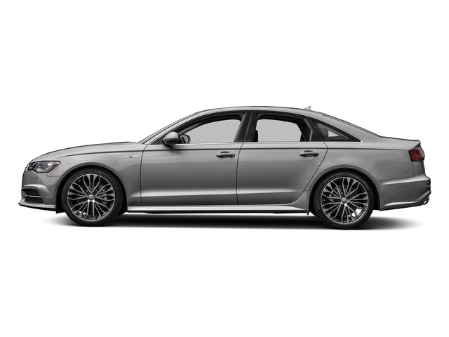 Florett Silver Metallic 2017 Audi A6 Pictures A6 3.0 TFSI Premium Plus quattro AWD photos side view