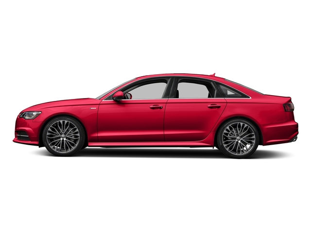 Misano Red Pearl Effect 2017 Audi A6 Pictures A6 Sed 4D 3.0T Competition Prestige AWD photos side view