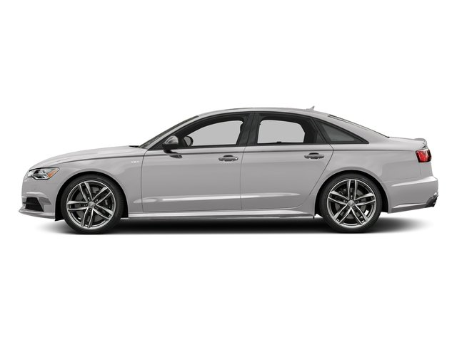Florett Silver Metallic 2017 Audi S6 Pictures S6 4.0 TFSI Prestige photos side view