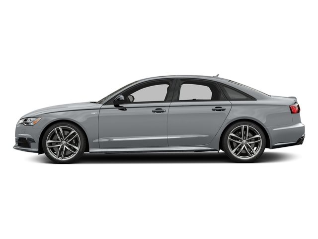 Tornado Gray Metallic 2017 Audi S6 Pictures S6 4.0 TFSI Prestige photos side view