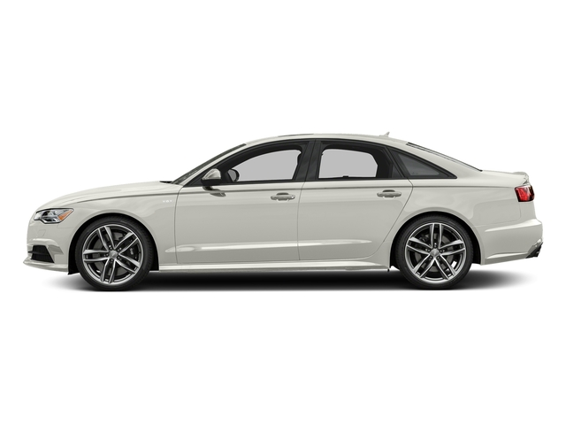 Ibis White 2017 Audi S6 Pictures S6 4.0 TFSI Prestige photos side view