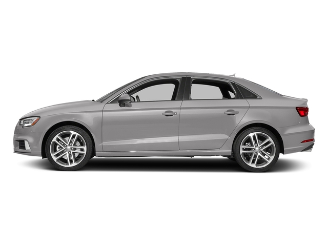 Florett Silver Metallic 2017 Audi A3 Sedan Pictures A3 Sedan 2.0 TFSI Prestige quattro AWD photos side view