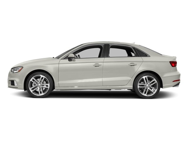 Ibis White 2017 Audi A3 Sedan Pictures A3 Sedan 2.0 TFSI Prestige quattro AWD photos side view