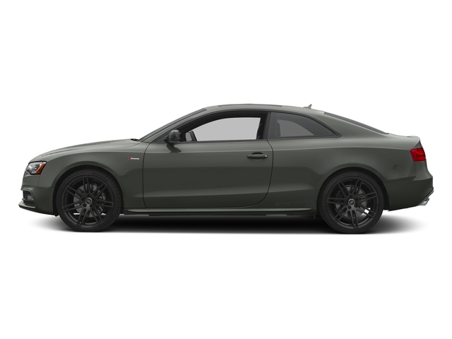 Daytona Gray Pearl Effect 2017 Audi S5 Coupe Pictures S5 Coupe 3.0 TFSI S Tronic photos side view