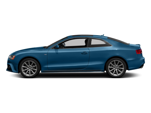 Sepang Blue Pearl Effect 2017 Audi A5 Coupe Pictures A5 Coupe 2.0 TFSI Sport Tiptronic photos side view