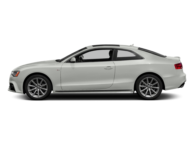 Suzuka Gray Metallic 2017 Audi A5 Coupe Pictures A5 Coupe 2.0 TFSI Sport Manual photos side view