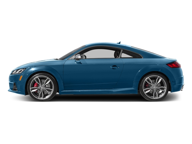 Sepang Blue Pearl Effect 2017 Audi TTS Pictures TTS 2.0 TFSI photos side view
