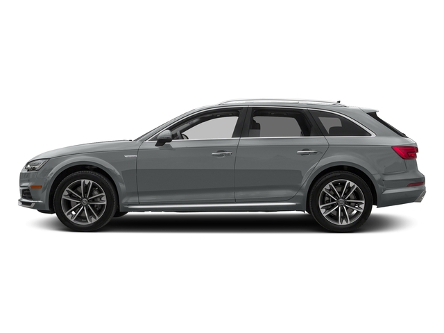 Monsoon Gray Metallic 2017 Audi allroad Pictures allroad Wagon 4D Premium Plus AWD I4 Turbo photos side view