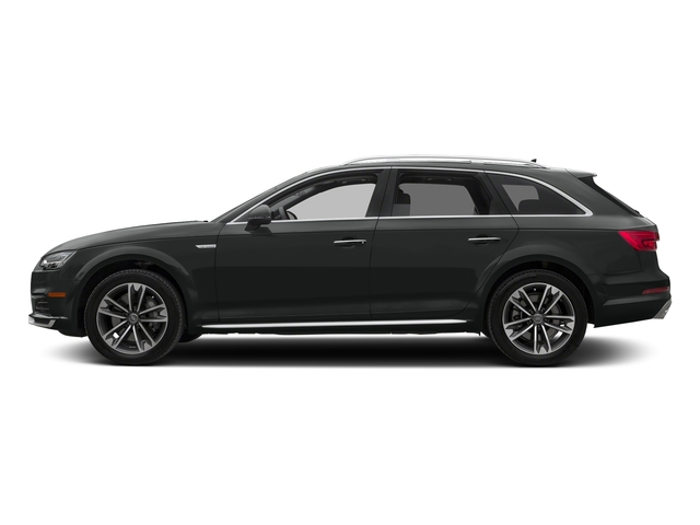 Mythos Black Metallic 2017 Audi allroad Pictures allroad Wagon 4D Premium Plus AWD I4 Turbo photos side view